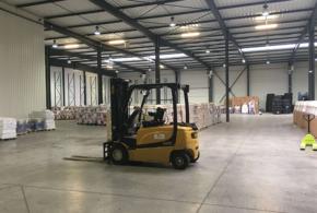 Entrepôts et logistiques